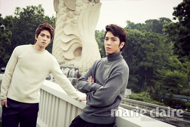 CN Blue - Yonghwa ve Jonghyun ,�Infinity  Challenge� Hakk�ndaki Fikirlerini Payla�t� /// 24.01.2013