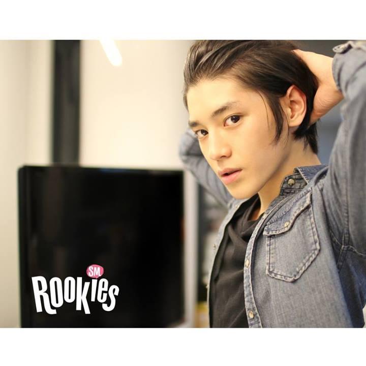 20131203_SMRookies_Taeyong