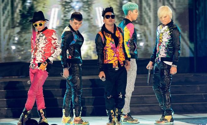 BIGBANG. Picture: Facebook.