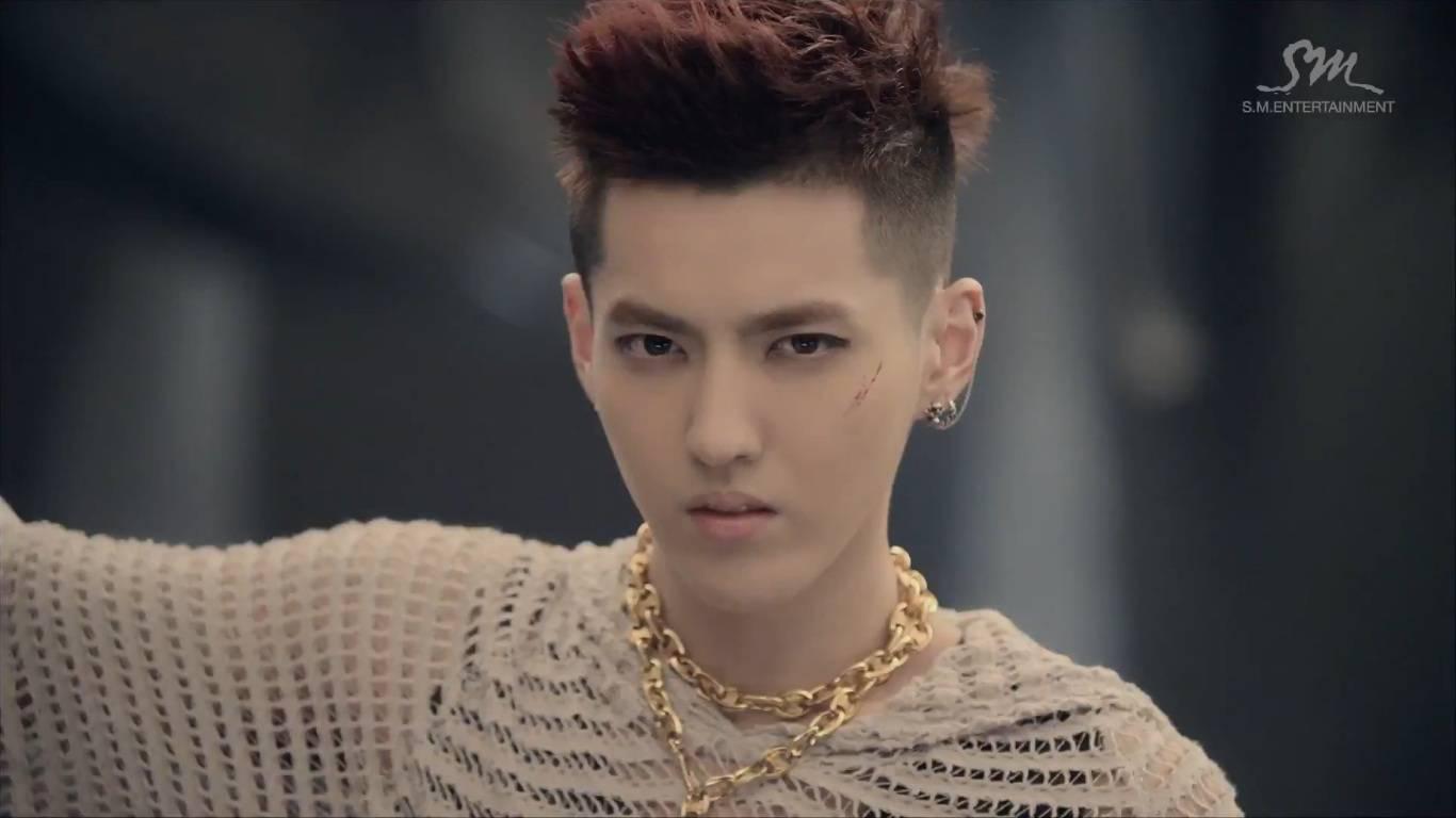 EXO-M Kris's lawsuit a...