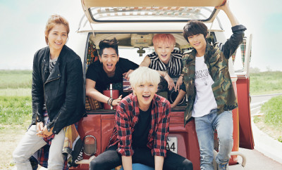 B1A4 announces world tour  B1a4 2014 Photoshoot
