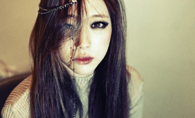 Netizens call f(x) Sulli inconsiderate for ending album ... F(x) Sulli 2014