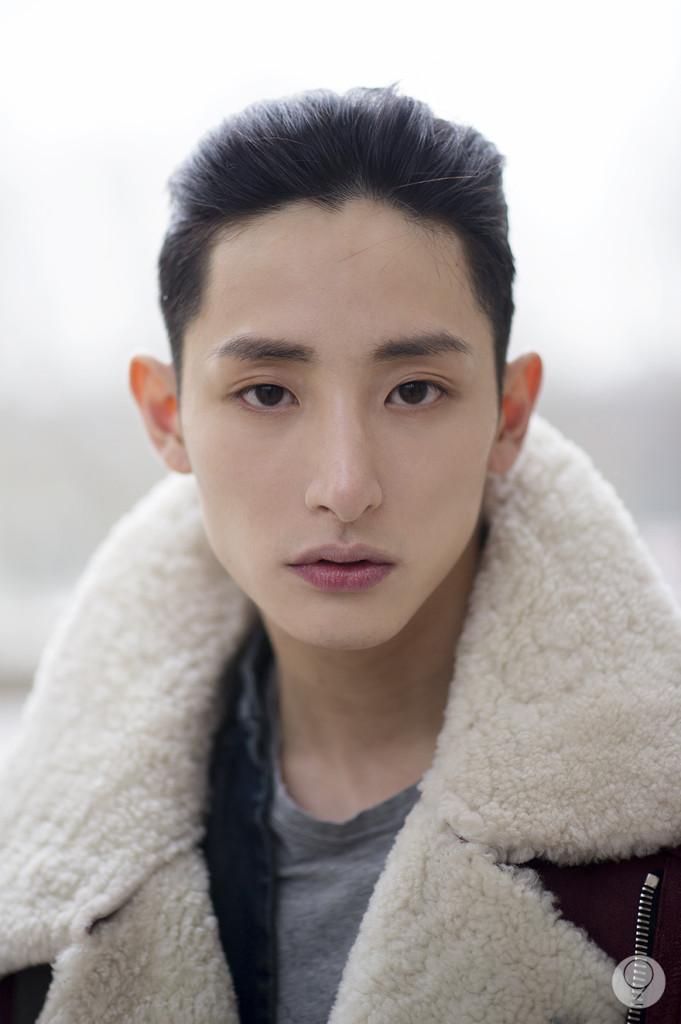 Model Lee Soo Hyuk appeared in 2NE1's 'Falling In Love' and 'It Hurts' MV. Picture: Koo