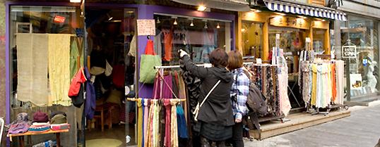 Insadong Picture: VisitKorea