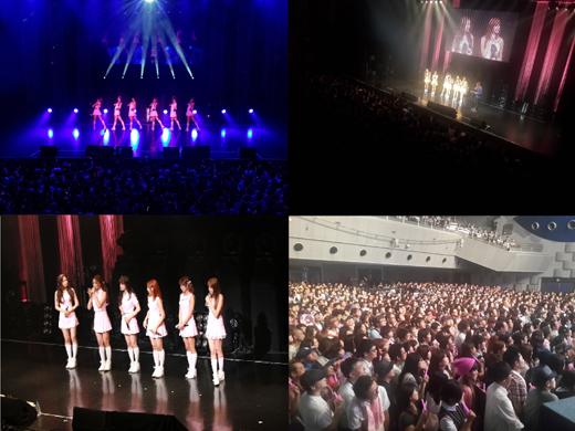 Apink's growing popularity in Japan