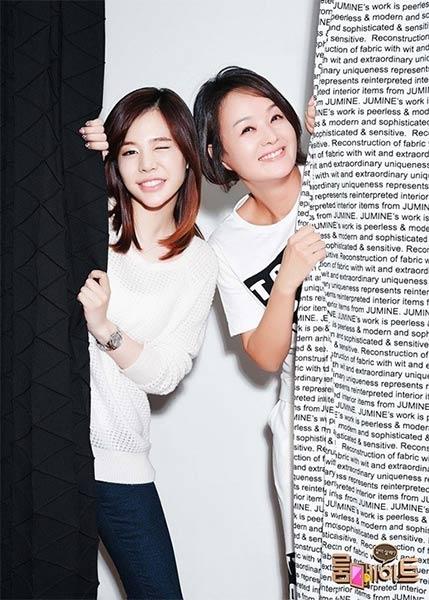sunny and bae jong ok