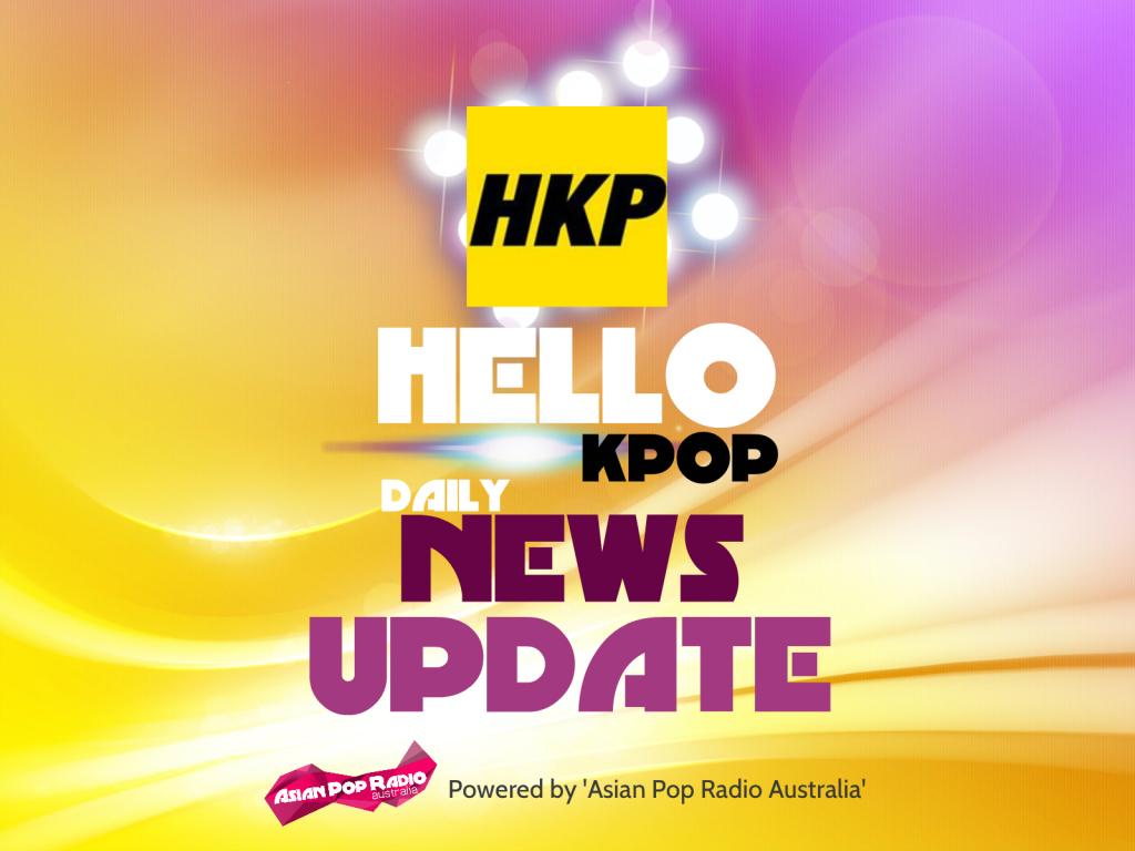 Hkpop  - daily update logo