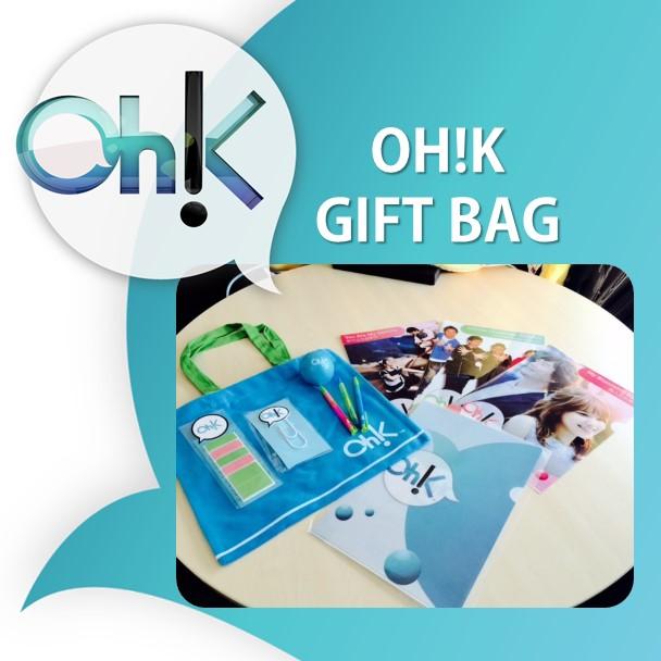 20141121_Oh!K Gift Bag Image