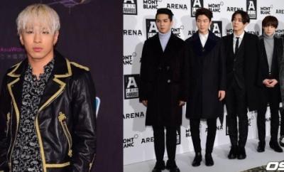 20141211_Big Bang's_ Taeyang_ WINNER_ Snag_ Awards_ in_ China