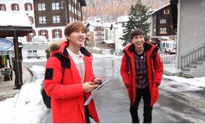 20141226_Super_ Junior_ Eunhyuk's_ Mother_ Doesn't_ Like_ Donghae