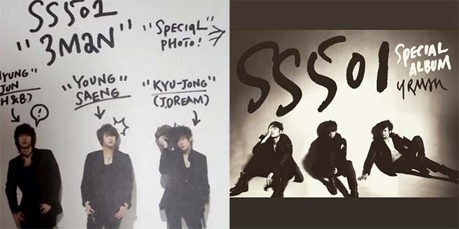 20150118_SS501's_ Young Saeng_Kyu Jong_ Hyung Jun_ Reunite_ at_ 'Musical & Talk Concert'_1