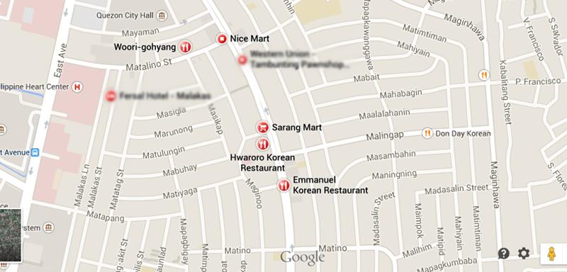 Kalayaan Ave. in Quezon City