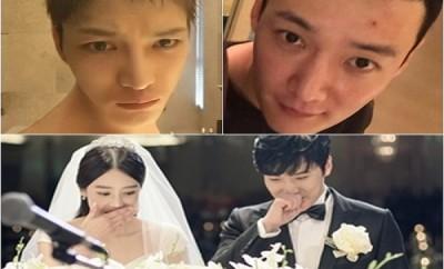 20150331_Choi Jin Hyuk_Jaejoong_Sungmin_ Enlist_ in_ the _Army
