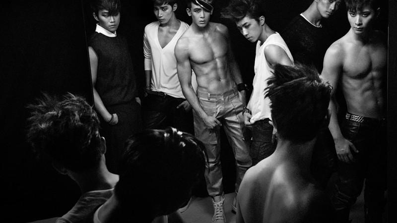 Artist: 2PM Source: JYP Entertainment
