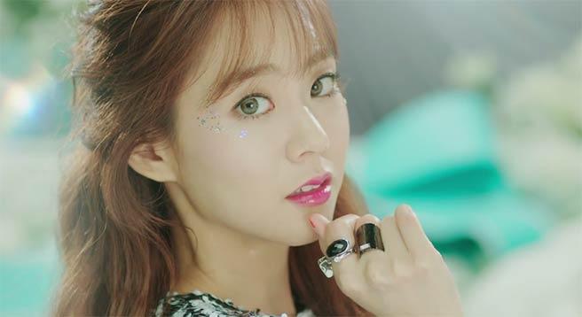 20150520 - KARA's Seung Yeon