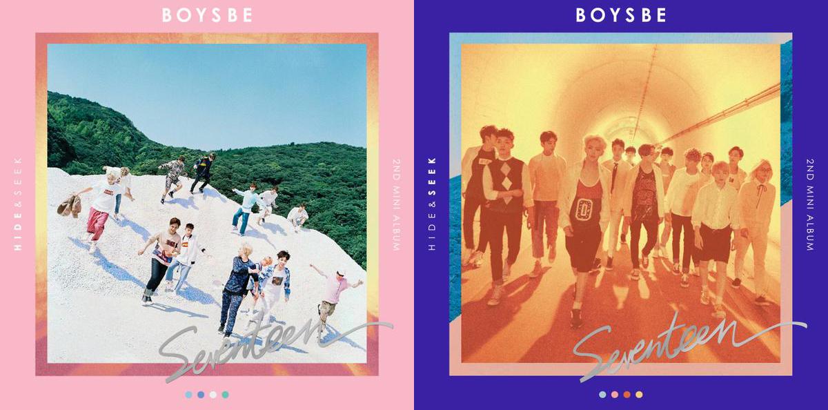Seventeen To Return With 'BOYS BE' Mini Album + Tracklist