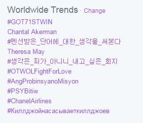 20151006_GOT7_trending
