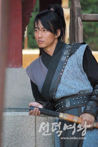 Queen Seongdeok. Photo as credited.