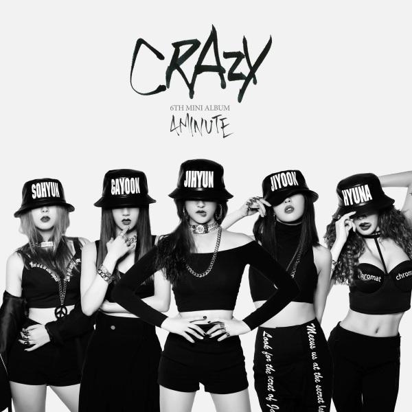 4Minute - Crazy