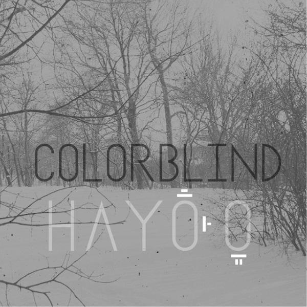 Hayoo - Colorblind