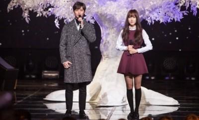 BTOB, Yook Sung Jae, Kim Dong Ryul,Lee So Eun,GFriend,Juji, Miracle,SBS Inkigayo