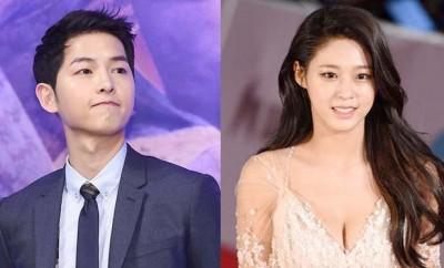 AOA, Descendants of the Sun, Song Joong Ki, Seolhyun,One Night of TV Entertainment,
