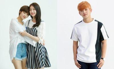 TWICE, Gong Seung Yeon, Jungyeon, Kim Min Seok, Inkigayo