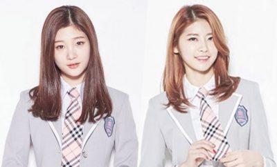 DIA, IOI, Produce 101, Chaeyeon, Heehyun