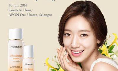 Park Shin Hye, Mamonde