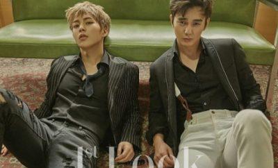 Xiumin , EXO, Yoo Seung Ho, Seondal: The Man Who Sells the River