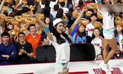 Park Ki Ryang Charity Cheer Concert, Lucky Charm, Hustle, Park Ki Ryang,