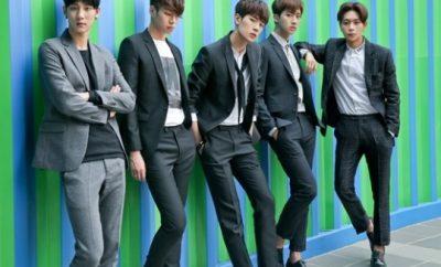 Awake, I.O.I, NCT, Jessica, Jung Eun Ji, A Pink, Tiffany, Back Again, KNK, TVXQ, Knock, Girls Generation,