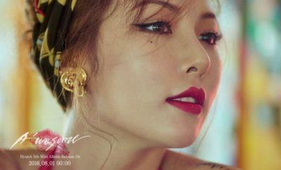 A'wesome, HyunA