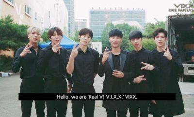VIXX, 2016 VIXX Live Fantasia Elysium