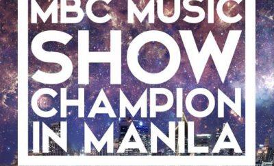 Show Champion, MBC