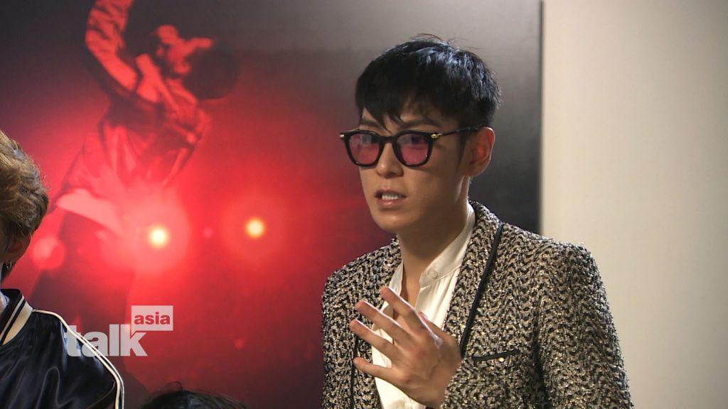 Big Bang's T.O.P. on CNN's Talk Asia