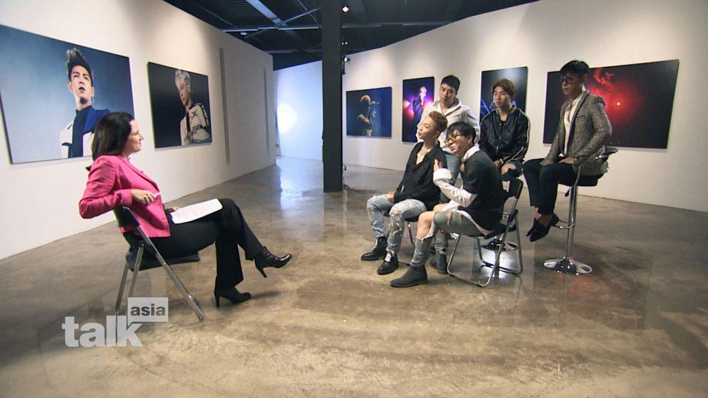 CNN's Paula Hancocks interviews BIGBANG in Seoul