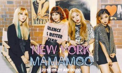New York, Mamamoo, Angel, Dabdab