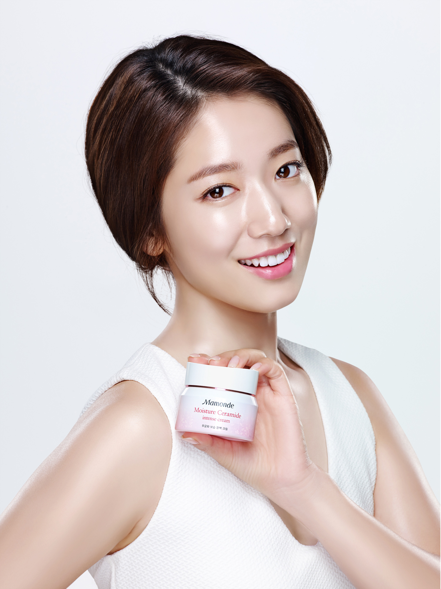 Park Shin Hye As Beautiful As Hibiscus For Malaysia Mamonde Launch