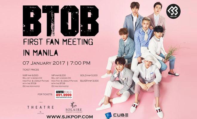 btob first fan meeting in manila