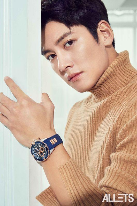 Ji Changwook, Allets Magazine, Smart Luxury