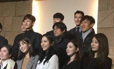 Suzy, miss A, Kim Woo Bin, Jung Soo Kyo, Uncontrollably Fond
