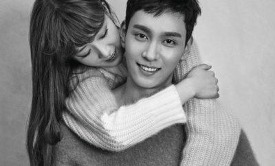 Choi Tae Joon, Apink, Bomi ,