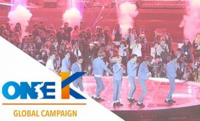 ONE K Concert 2017 in Manila