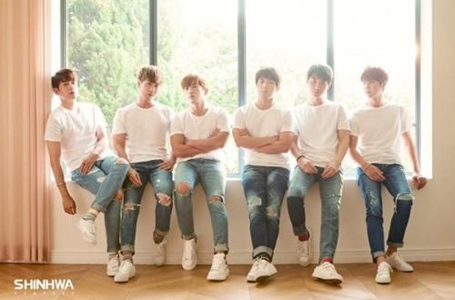 Shinhwa, Shinhwa 13 Unchanging Part 1-Orange