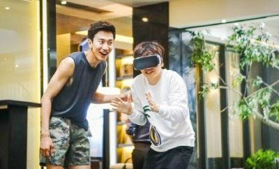 Lee Kwang Soo, Lee Dong Hwi, Entourage Korea,