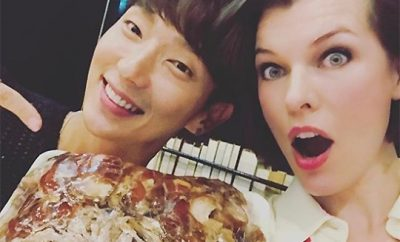 Resident Evil: The Final Chapter, Lee Joon Gi, Milla Jovovich,