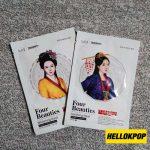SLOJ Four Beauties Soothing and Whitening Masks available va Yeppunonnie PH