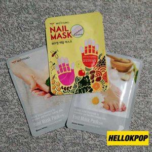 WIZYOUNG Hand, Nail and Foot Masks available va Yeppunonnie PH