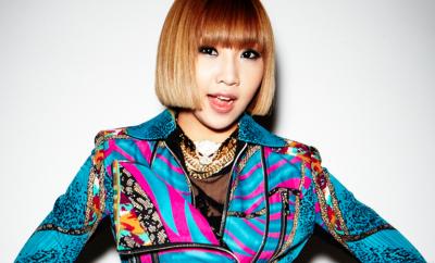 Minzy,2NE1